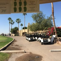 Photo taken at Cave Creek Golf Course by Galen D. on 4/13/2017