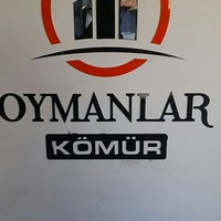 Photo taken at Oymanlar Odun Kömür Tic. by Mustafa O. on 7/17/2017