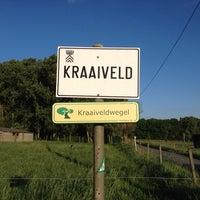 Photo taken at Kraaiveld by ilse v. on 5/13/2014
