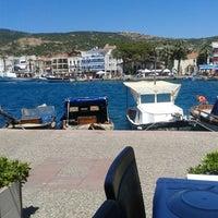 Photo taken at Deniz Restaurant by Mel .. on 6/20/2013