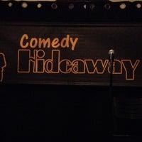 Photo taken at Comedy Hideaway by Debbie G. on 10/20/2013