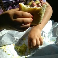 Photo taken at Tastee Sub Shop by Mary E. on 5/4/2013