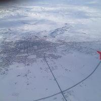 2/1/2013 tarihinde Tarkan A.ziyaretçi tarafından Kars Harakani Havalimanı (KSY)'de çekilen fotoğraf