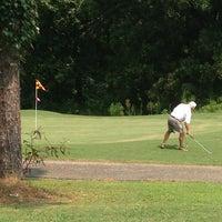 Photo taken at Alpine Bay Golf Course by Travis G. on 9/1/2013