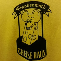 Photo taken at Frankenmuth Cheese Haus by Laura R. on 6/15/2013
