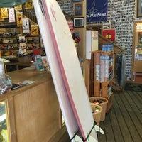Photo taken at Mr. Surf's Surf Shop by Sam S. on 8/31/2016