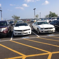 Photo taken at Budget Car Rental by Marcus S. on 3/6/2013