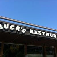 Photo taken at Buck's of Woodside by Hilal K. on 4/27/2013