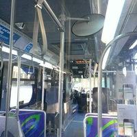 Photo taken at Aurora Village Transit Center by Matthew R. on 2/5/2014