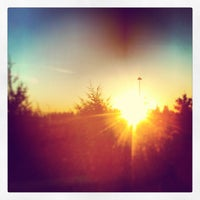 Photo taken at Cypress Lawn Memorial Park by Matthew R. on 1/3/2013