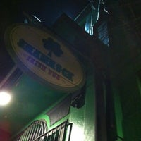 Photo taken at Shamrock Irish Pub by Julia P. on 3/2/2013