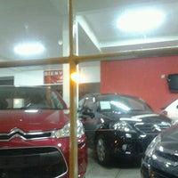 Photo taken at Jovelino automóveis by Cryslaine M. on 4/11/2013