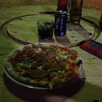 Photo taken at Republika Pizza e Pasta by Lucas N. on 3/21/2014