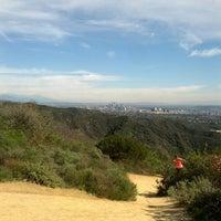 Photo taken at Temescal Canyon by Julian K. on 2/16/2013