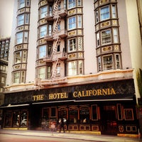 Grand Hotel California San Fransico