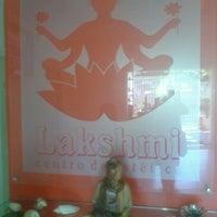 Foto diambil di Lakshimi - centro de estetica oleh Igor N. pada 4/6/2013
