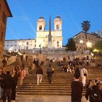 5/24/2013にAlice S.がScalinata di Trinità dei Montiで撮った写真