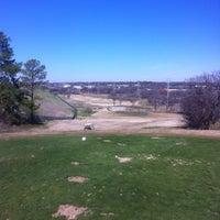 Photo taken at Lake Arlington Golf Course by Patrick J. on 2/19/2013