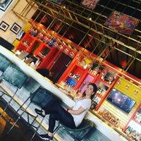 3/12/2018 tarihinde Didem D.ziyaretçi tarafından Akra Barut Lobby Lounge'de çekilen fotoğraf