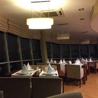Photo taken at Tower Restaurant by Oleksandr S. on 1/25/2017