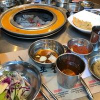 Foto tomada en Mapogalmaegi Korean BBQ por Merry A. el 8/17/2017