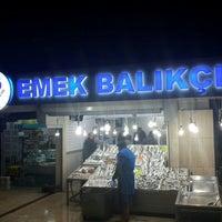 Photo taken at Emek Balıkçısı by GOKHAN OZARSLAN on 1/9/2016