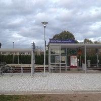 Photo taken at Bahnhof Riegel am Kaiserstuhl Ort by Stefan G. on 10/29/2013