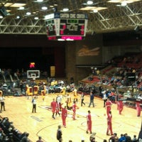 Photo taken at Canton Memorial Civic Center by kelly w. on 11/24/2012