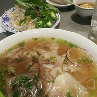 Photo taken at Pho Pasteur by iliana on 12/24/2016