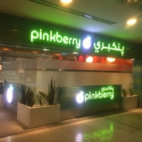 Photo taken at Pinkberry by انس ا. on 7/17/2014