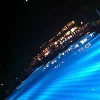 Photo taken at Rixos Sungate by Bora B. on 7/15/2013