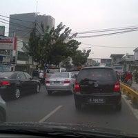 Photo taken at Jalan Mampang Prapatan Raya by A T. on 12/11/2012