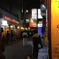 Photo taken at nilli PASTA & PIZZA by Daehong K. on 10/3/2013