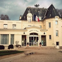 Photo taken at Mairie d'Ermont by Thifiell on 1/3/2014
