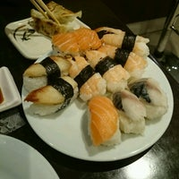 Photo taken at Miki Sushi by Thifiell on 12/17/2016
