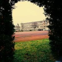 Photo prise au Lycée Van Gogh par Thifiell le1/13/2014