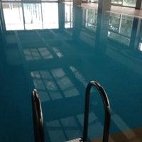 Photo taken at Hayat Merit Life Swimming Pool by Ergin G. on 5/12/2016