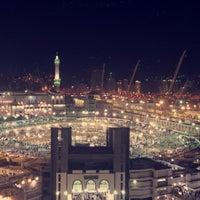 Photo taken at Raffles Makkah Palace by Abdullah A. on 6/2/2018