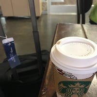 Photo taken at Starbucks B15 Term 4 by Saeed A. on 12/11/2017