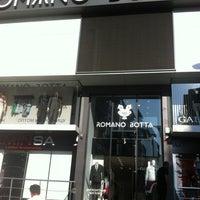 Photo taken at Romano Botta by Fatih K. on 8/15/2013