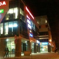 Снимок сделан в ТЦ «Пирамида» пользователем Konstantin V. 12/24/2012