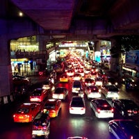 Photo taken at Siam Square by Bruce T. on 12/31/2012