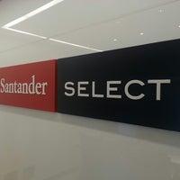 Photo taken at Santander Select - Boulevard by Nathan H. on 4/24/2013