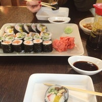 Photo taken at Ohh! Sushi & Grill by Sabina T. on 4/12/2013