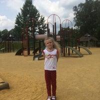 Photo taken at Dětské Hřiště Varyáda by Екатерина П. on 6/17/2014