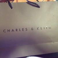 Photo taken at Charles & Keith by Yoki L. on 2/7/2014