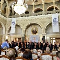 Photo taken at Мармурова зала by Pavlo S. on 5/23/2018