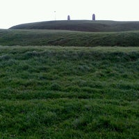 Photo taken at Hill of Tara by Curie.ce on 5/14/2013