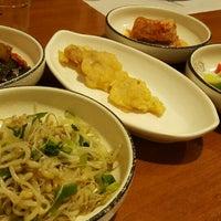 Photo taken at MIRIM Restaurante Coreano | 미림 by Ben L. on 5/28/2016