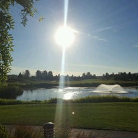 Photo taken at Riverway Clubhouse by Ben L. on 8/24/2016